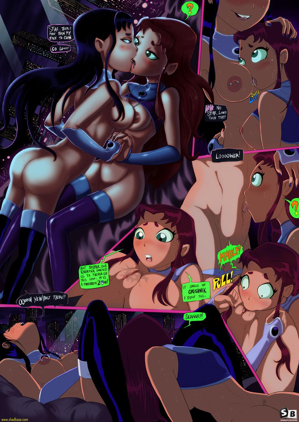 Teen Titans hardcore