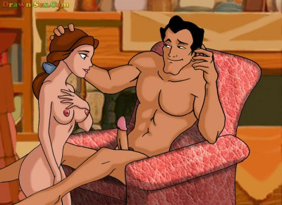 belle forced to suck cock