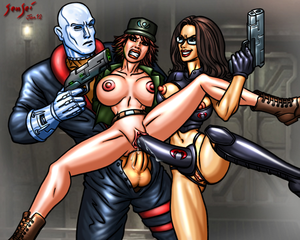 cartoon porn gi joe