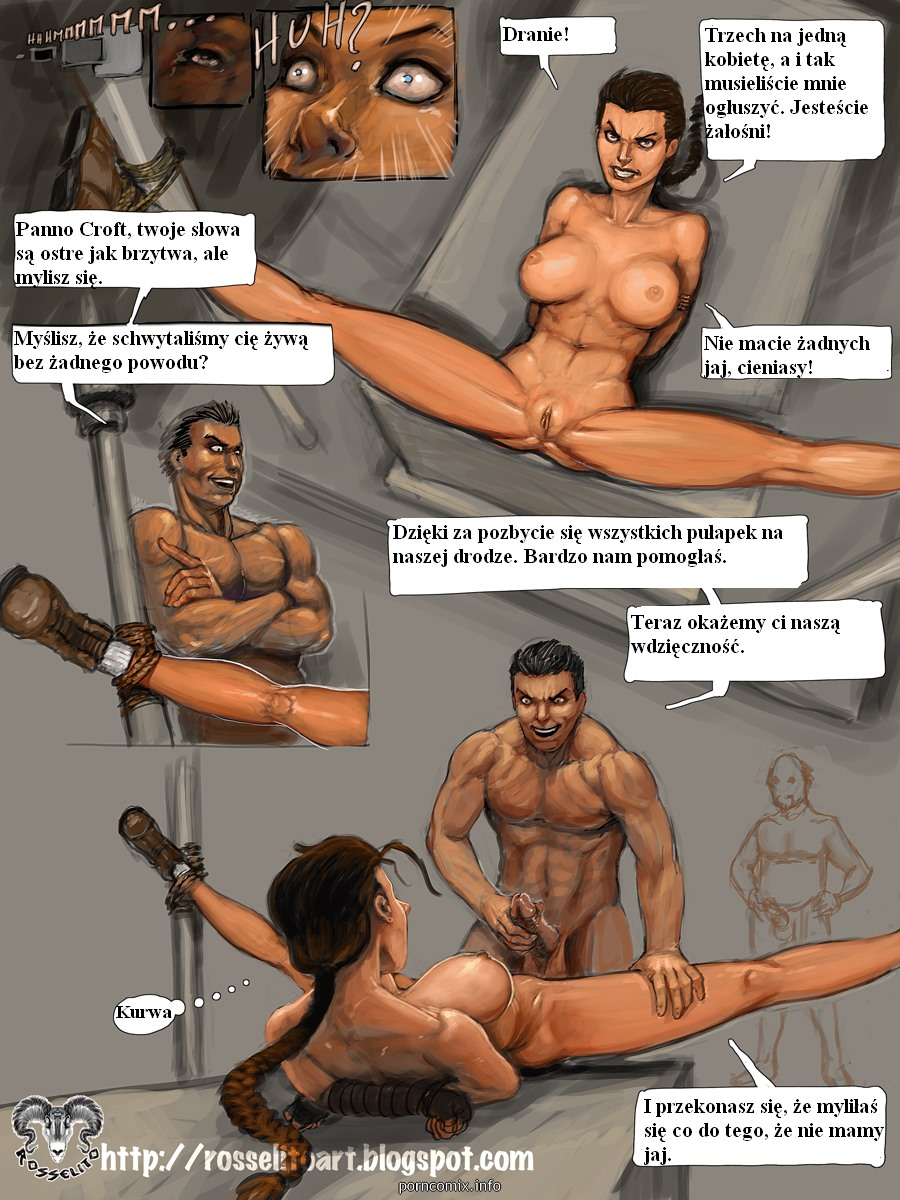 lara croft porn cartoon