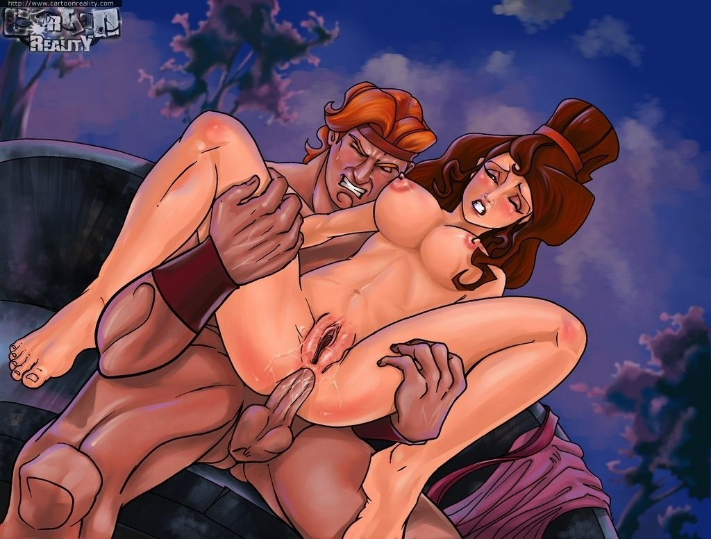 porn cartoon hercules