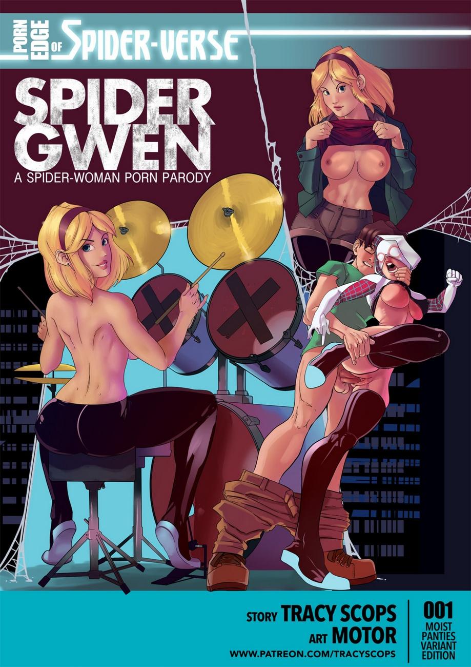 spider gwen cartoon porn